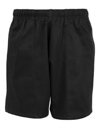 Honeycombe Black Shorts