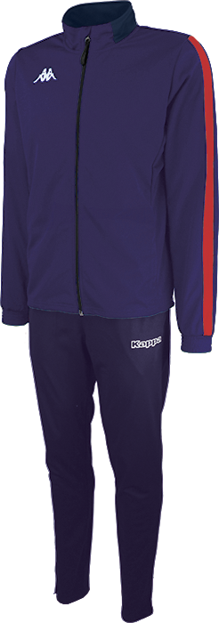 Salcito TKT  Tracksuit Blue Marine / Red
