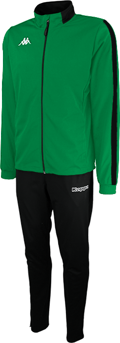 Salcito TKT  Tracksuit Green / Black