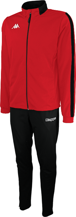Salcito TKT  Tracksuit Red / Black