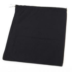 Springmead Primary Plain Black PE Bag